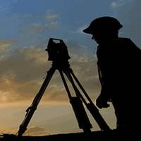Topógrafos en Àger Topland