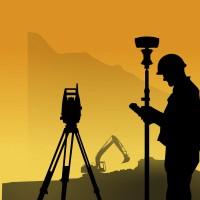 Topógrafos en la Sénia Topland